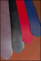 Solid Colored Belts